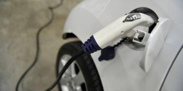 La Belgique, championne européenne de la croissance des ventes de voitures électriques - La Libre