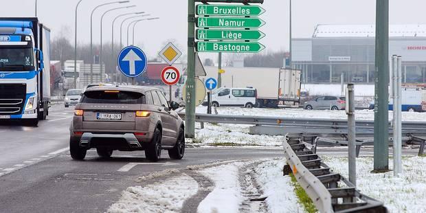 Dix choses à ne pas faire sur la route en hiver - La Libre