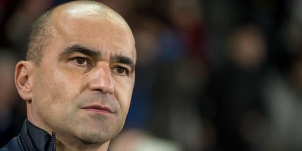 """Les Diables n'affronteront pas """"l'Allemagne ou le Brésil"""" lors des amicaux de mars, Martinez cite les équipes à éviter l..."""