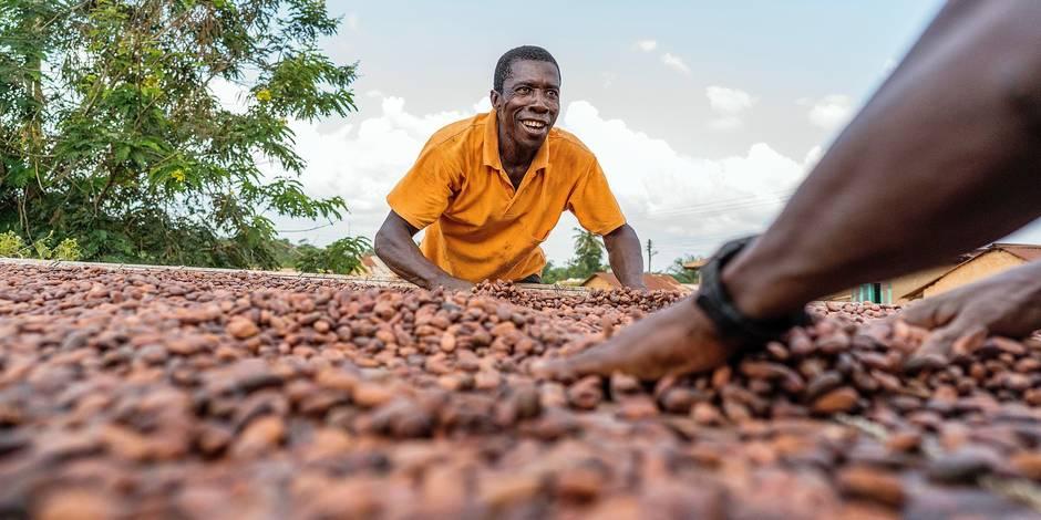 L'objectif 100 % durable pour 2025 de Barry Callebaut - La Libre