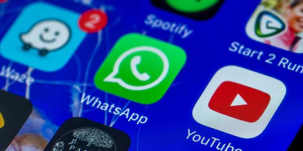 WhatsApp à nouveau victime de perturbations - La Libre