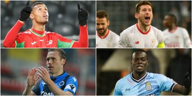 Coupe de Belgique: le Standard hérite d'Ostende, Charleroi défiera Bruges ! - La Libre