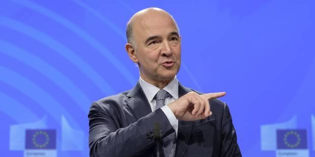 Paradis fiscaux : Moscovici met la pression sur les Etats membres - La Libre