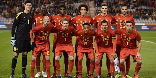"""Thibaut Courtois réagit au tirage au sort: """"On jouera l'Angleterre pour savoir qui sera premier du groupe"""" - La Libre"""
