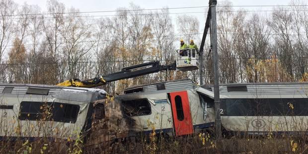 Toujours pas de trains entre La Louvière et Mons ce week-end - La Libre