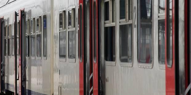 Une personne tuée par un train près de Mouscron - La Libre