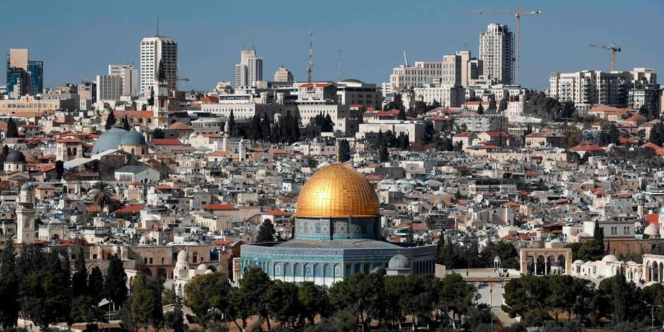Trump met la dernière main à sa décision à hauts risques sur Jérusalem