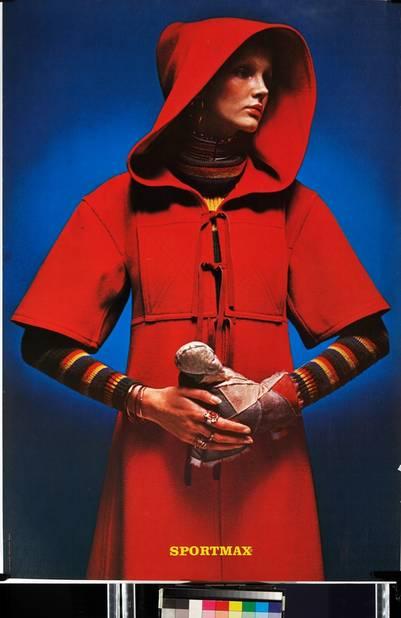 Le rouge, la couleur de SportMax