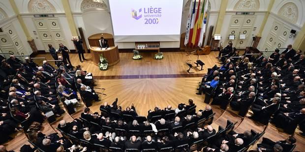 Gros malaise à Liège, dénoncé par 124 enseignants-chercheurs de l'ULg (OPINION) - La Libre