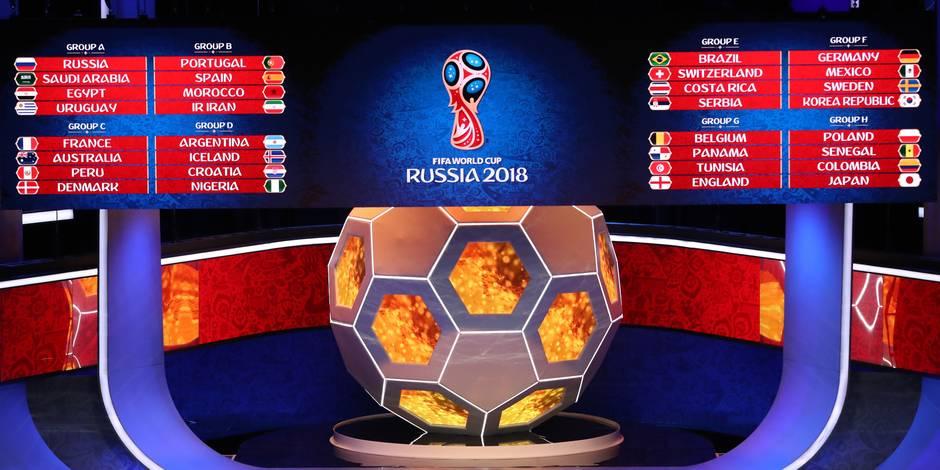 Mondial 2018: la vente des tickets pour les blocs belges débute ce mardi à 10 heures