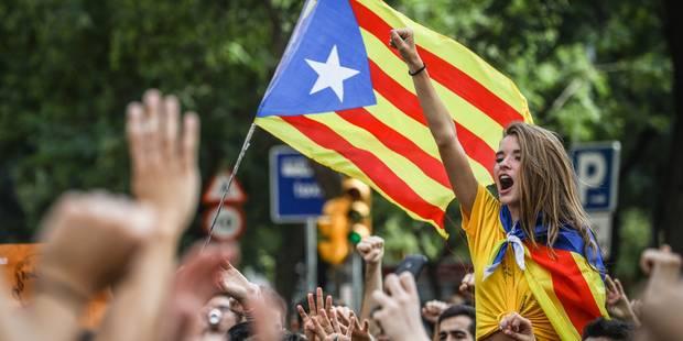 Bruxelles: voici le trajet de la manifestation catalane prévue ce jeudi (CARTE) - La Libre