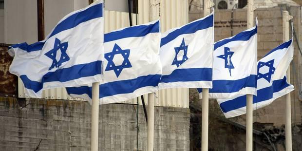 """Israël accuse l'Union européenne de """"cracher au visage"""" des Israéliens - La Libre"""