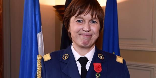 """La commissaire générale Catherine De Bolle choisie pour diriger Europol: """"Merci à tous pour votre soutien"""" - La Libre"""