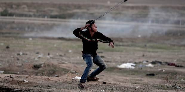 Statut de Jérusalem : Israël frappe la bande de Gaza après des tirs de roquette - La Libre