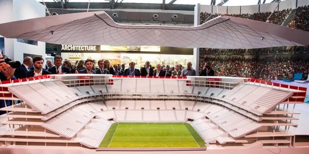 Stade national : un manque à gagner de 240.000 nuitées pour les hôtels bruxellois - La Libre