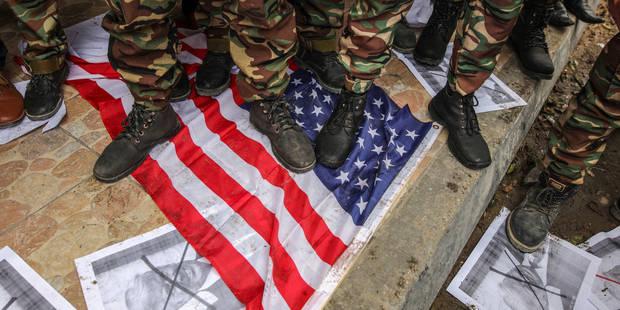 Jérusalem: Trump face à l'axe du mal (OPINION) - La Libre