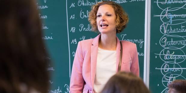 """""""Tant pis si on me taxe de partisan: la ministre Schyns mérite mieux!"""" (OPINION) - La Libre"""