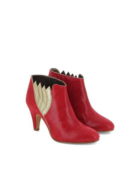 Boots P                                                                                             atricia Blanchet, modèle Tarantina, 215€