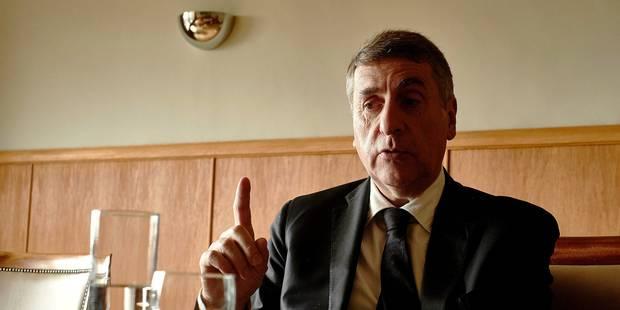 Olivier Maingain refuse de céder à la pression de Vivaqua - La Libre