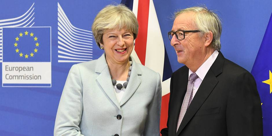 Brexit : Theresa May s'offre un répit avant les négociations commerciales - La Libre