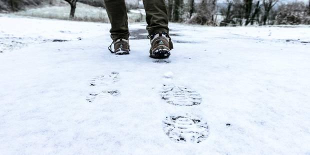 Retour de la neige en Belgique ce dimanche : prudence sur les routes - La Libre