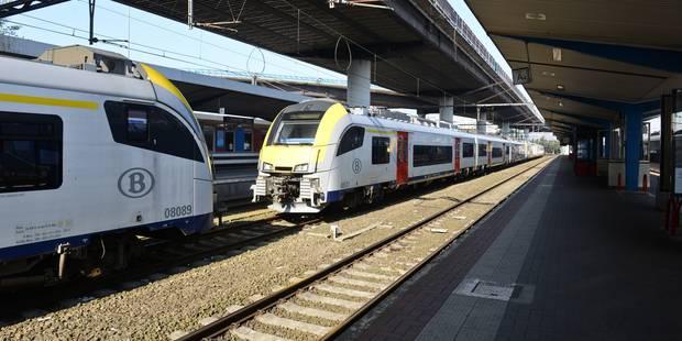 La SNCB met plus de trains en service à partir de ce dimanche : découvrez tous les changements - La Libre