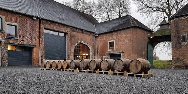 Histoire de chez nous: Quand le whisky se fait hesbignon - La Libre