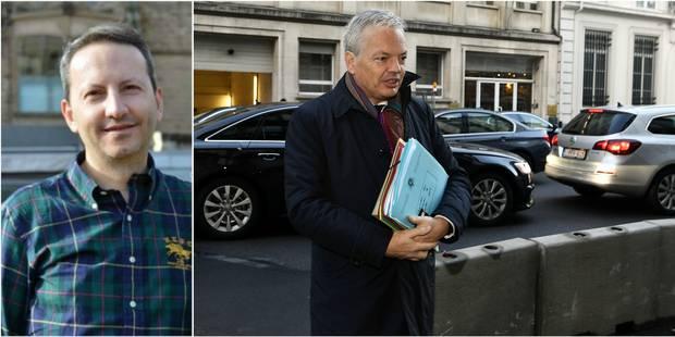 """Affaire du professeur Djalali: Les Affaires étrangères suivent le dossier """"en permanence"""" - La Libre"""