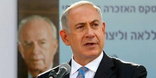 En visite à Bruxelles, Netanyahou dit croire que les Etats européens déménageront leur ambassade à Jérusalem - La Libre