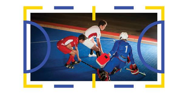 Concours: Testez vos connaissances sur le hockey en salle et tentez de remporter vos places pour l'Euro Indoor Messieurs...