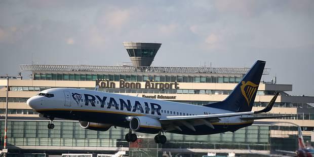 Grève massive des pilotes de Ryanair le 20 décembre - La Libre