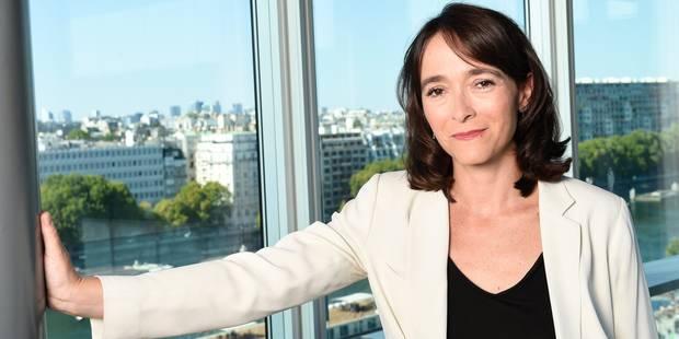France Télévisions: la motion de défiance contre Delphine Ernotte adoptée - La Libre