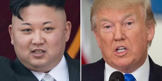 """Les Etats-Unis """"prêts"""" à parler à la Corée du Nord """"sans condition préalable"""" - La Libre"""
