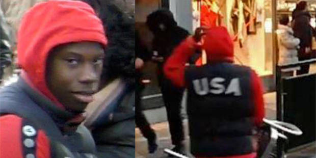 Voici les photos des 9 émeutiers les plus recherchés après les troubles à Bruxelles - La Libre