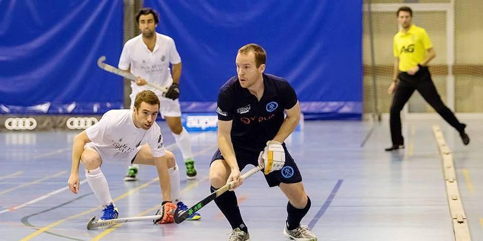 Hockey en salle: Fabrice Bourdeaud'hui, le docteur inoxydable - La Libre