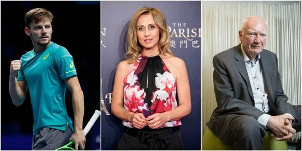 Lara Fabian, David Goffin, Philippe Maystadt... Le gouvernement wallon remet ses Mérites wallons - La Libre