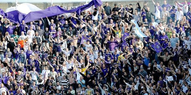 Les supporters d'Anderlecht veulent racheter le club - La Libre