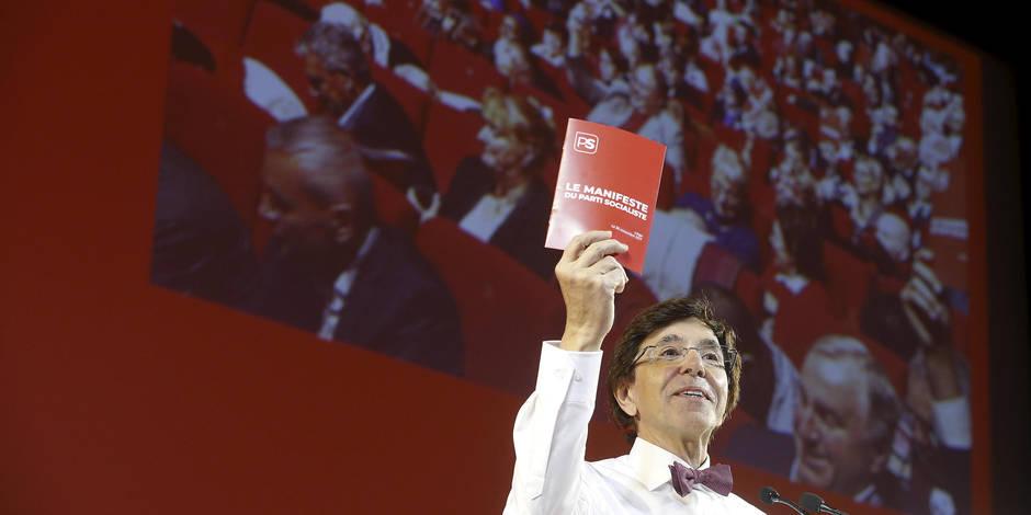 "Elio Di Rupo: ""Que M. Labille s'occupe de Solidaris"" - La Libre"