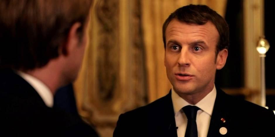 Diplomatie pour les nuls: en marche... mais au garde-à-vous