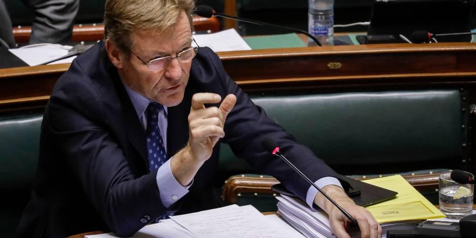 Le rapport du FMI doit inciter à poursuivre les réformes, selon Johan Van Overtveldt