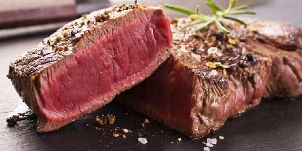 Un gène dans la viande rouge causerait certaines maladies inflammatoires - La Libre