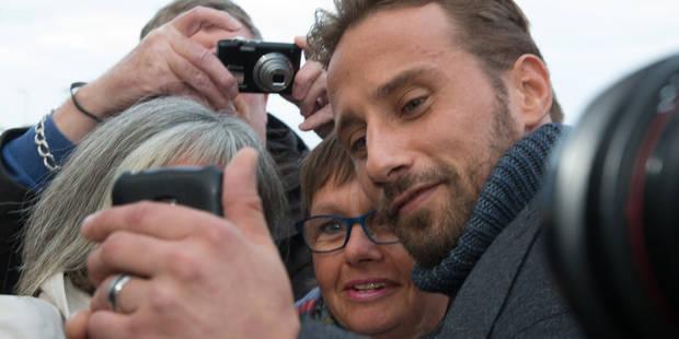 Le Be Film Festival pour voir briller Matthias Schoenaerts, Natacha Régnier ou Bouli Lanners - La Libre