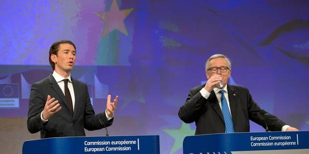 """Autriche : Juncker se refuse à """"tout préjugé"""" sur le nouveau gouvernement - La Libre"""