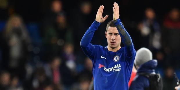 Hazard pourrait détrôner De Bruyne au classement des Diables les mieux payés de Premier League - La Libre