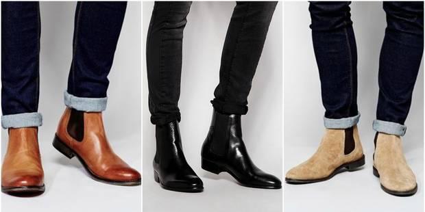 0f20177cd7b Homme   L histoire des Chelsea boots