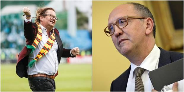 """Marc Coucke """"fier"""" de racheter Anderlecht, la Ville d'Ostende évoque une """"gifle"""" - La Libre"""