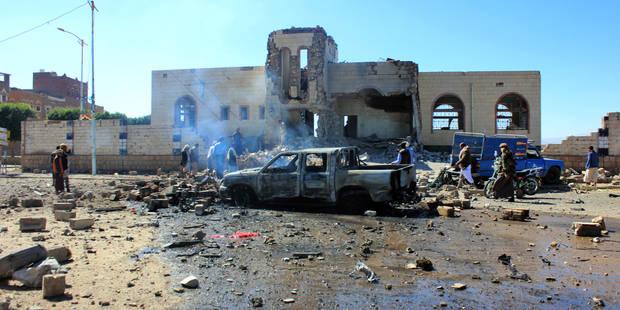 Yémen: Raids meurtriers contre des zones rebelles après un tir de missile sur Ryad - La Libre