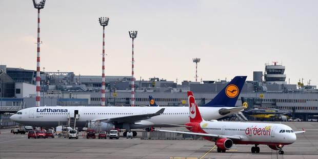 Lufthansa espère un feu vert de l'UE pour racheter des bribes d'Air Berlin - La Libre