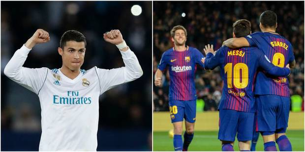 Mercato: Un grand coup à venir pour le Barça et le Real ? - La Libre