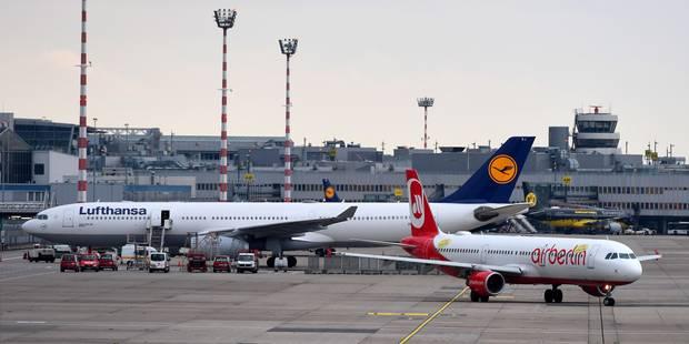Lufthansa obtient le feu vert de l'UE pour racheter des bribes d'Air Berlin - La Libre